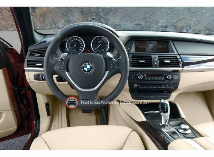 bmw-x6-4 BMW prefere colocar câmbio automático de oito marchas em modelos que vendem mais