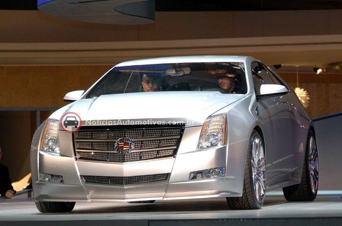 cadillac-cts-coupe-concept-detroit-1 Cadillac CTS Coupe é empurrado para 2010, por razões financeiras