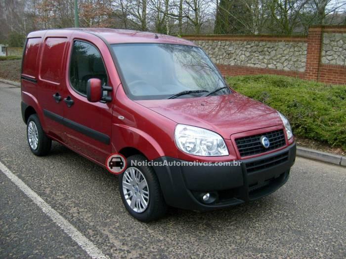 fiat-doblo-nova-facelift-europa Novidades da Fiat que teremos em breve