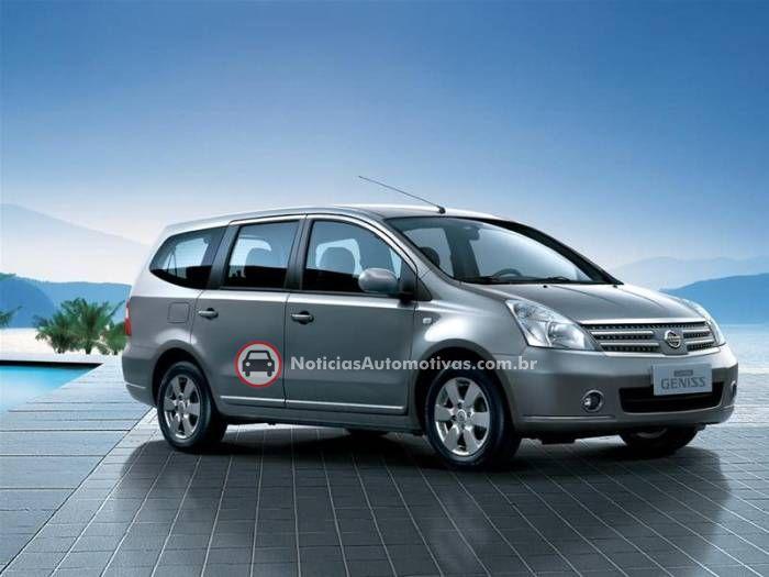 nissan-livina-1 Minivans e monovolumes: veja o que teremos de novo nos próximos meses e anos