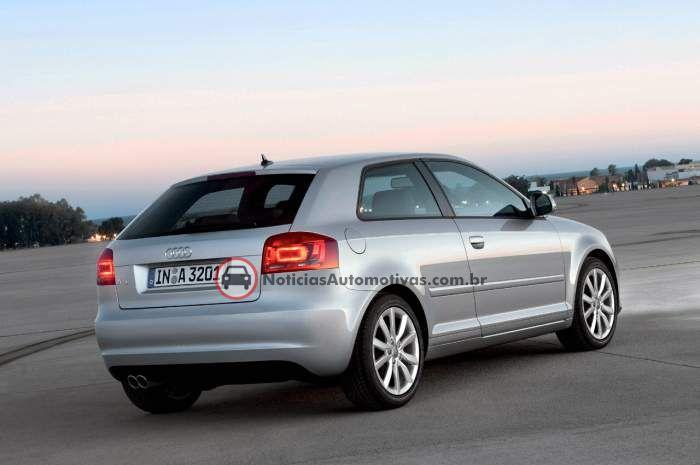 audi-a3-2009-eua-2 Audi A3 2009 recebe mudanças nos EUA, a partir de 26.920 dólares
