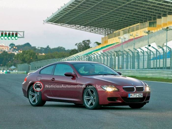 bmw-m6-1 BMW M6 recebe o Competition Package