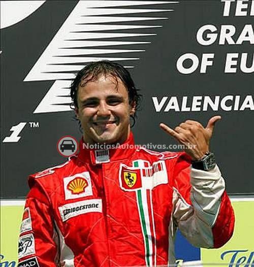 felipe-massa-grande-premio-europa-2008 Tata vai ser patrocinadora da equipe Ferrari de F1