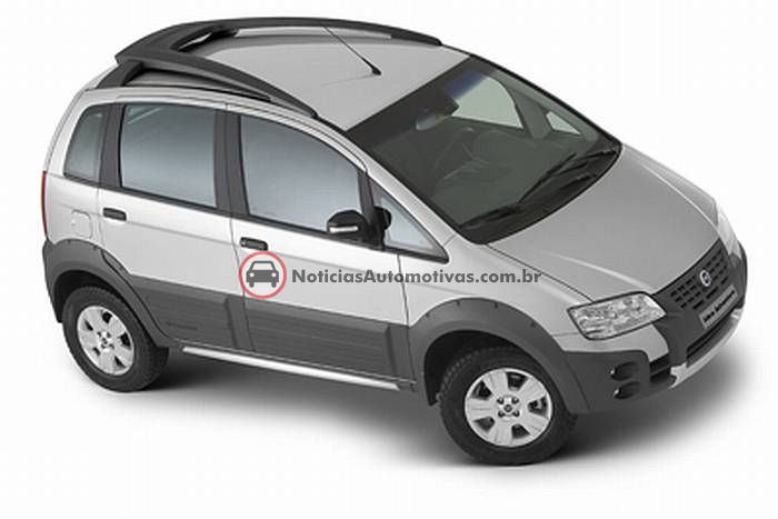 fiat idea adventure Fiat Idea Adventure Locker, por 56.950 reais