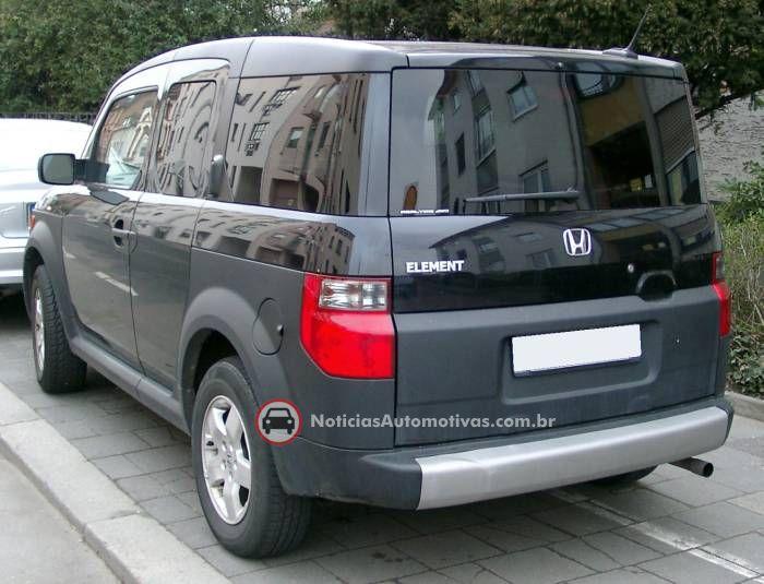 honda-element-2008-2 Honda Element 2008 passa por recall nos EUA