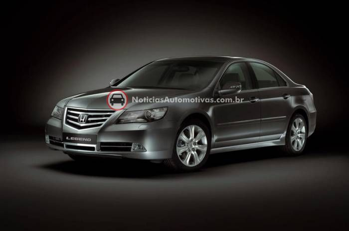 honda-legend-2009-facelift-1 Facelift no europeu Honda Legend 2009