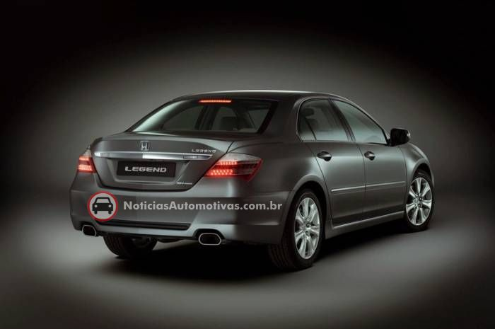 honda-legend-2009-facelift-3 Facelift no europeu Honda Legend 2009