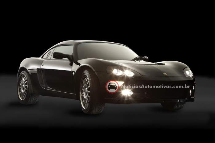 2008 Lotus Europa Diamond Edition. lotus europa diamond