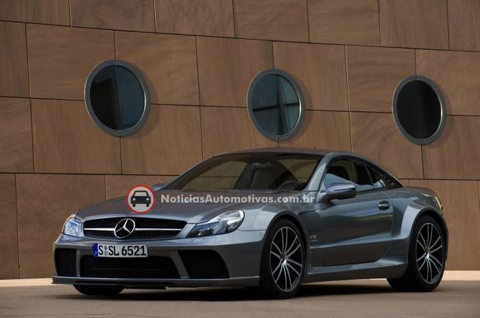 mercedes-benz-sl-65-amg-black-series-1 Mercedes-Benz SL65 AMG Black Series
