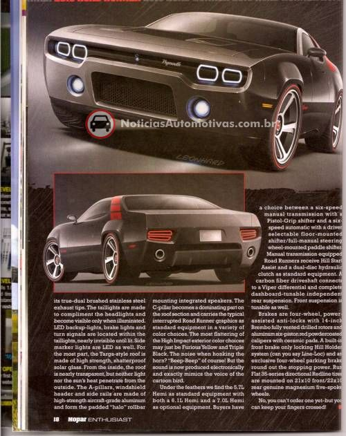 plymouth-road-runner-concept-2010-2 Plymouth Road Runner Concept 2010??