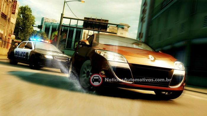 renault-megane-coupe-need-for-speed-undercover-2 Trailer do jogo Need for Speed Undercover mostra o novo Renault Megane Coupe