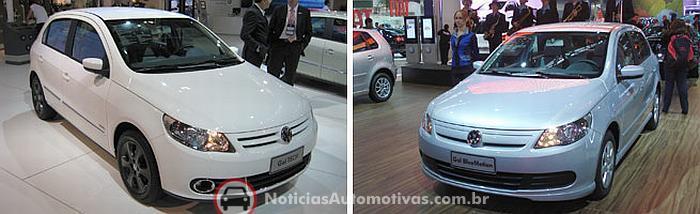 volkswagen-gol-bluemotion-fox-polo-2009-salao-automovel Gol, Fox e Polo BlueMotion serão lançados em 2009, com redução no consumo