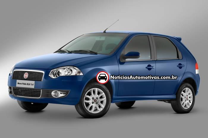 fiat-novo-palio-2010-1 Fiat Palio ELX 1.4 e Volkswagen Gol 1.6, quem é melhor?