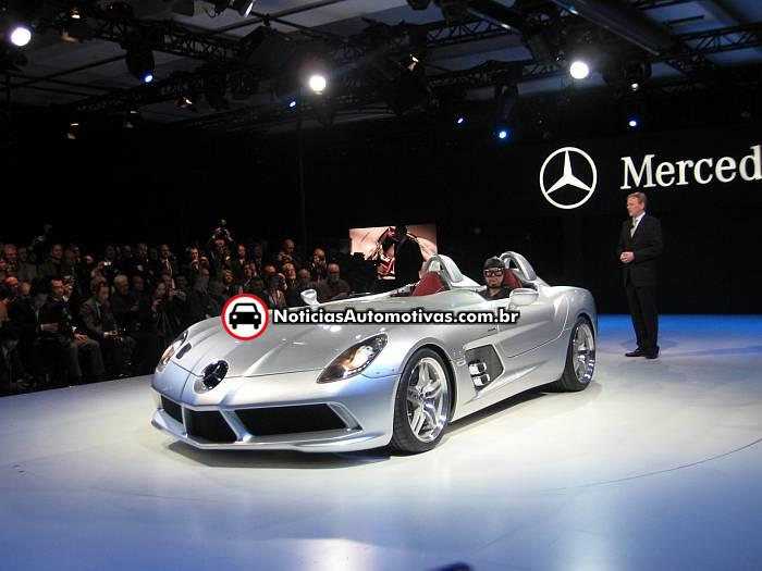 mercedes-benz-mclaren-slr-stirling-moss-1 Salão de Detroit 2009: Mercedes-Benz McLaren SLR Stirling Moss