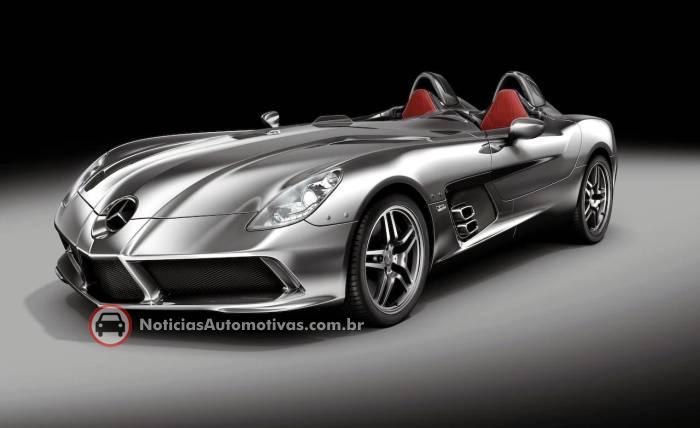 mercedes-benz-slr-mclaren-stirling-moss-1 Mercedes-Benz SLR McLaren Stirling Moss: a última versão do super carro