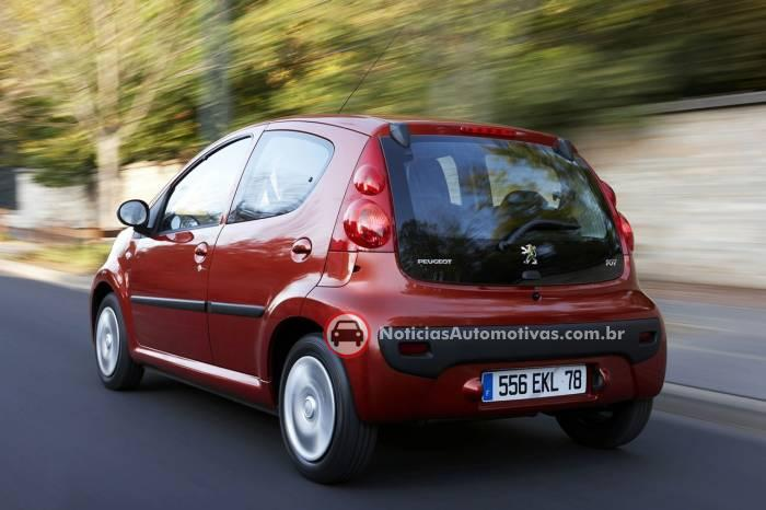 the best of cars 2011 peugeot 107 interior review and cars specification. Black Bedroom Furniture Sets. Home Design Ideas