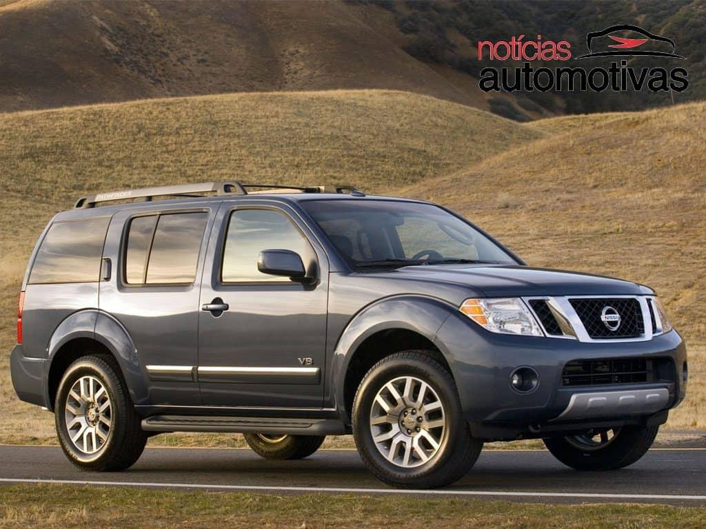 Nissan Pathfinder: história, gerações, motores (e detalhes)