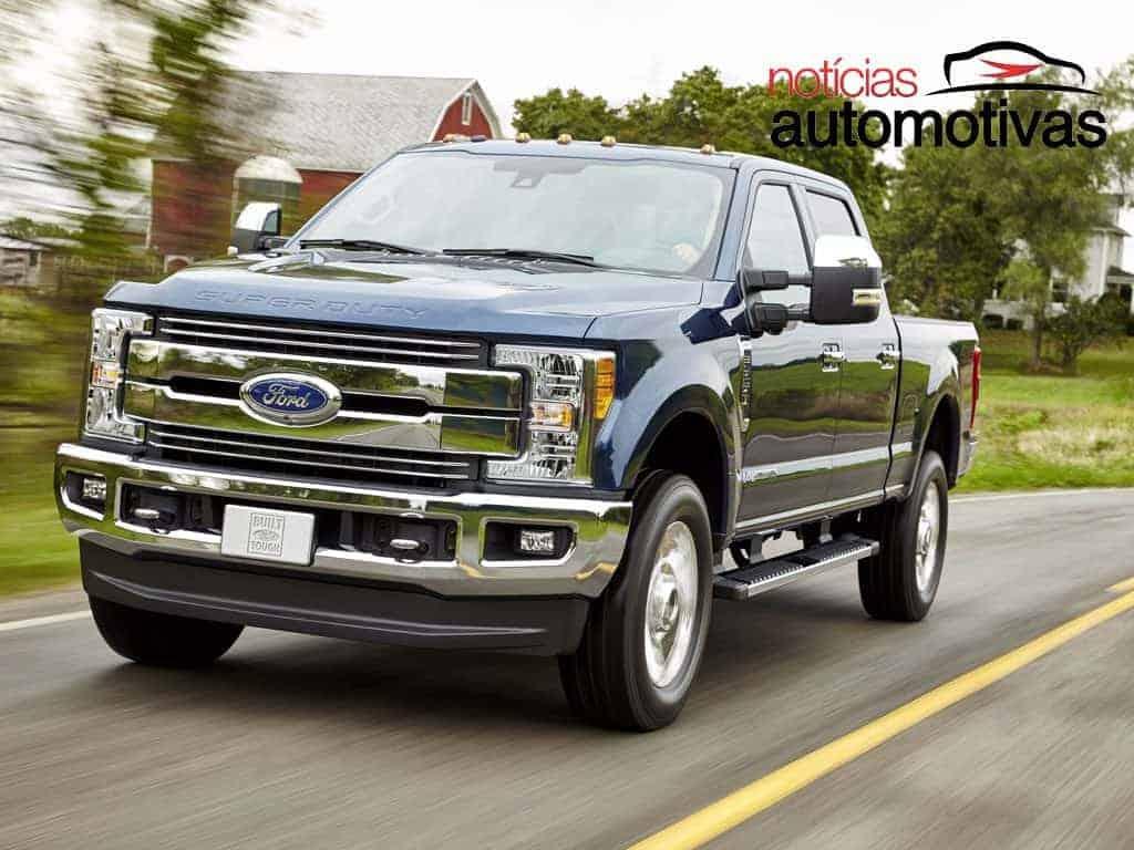 Ford F250: história, versões, modelos, motores, equipamentos