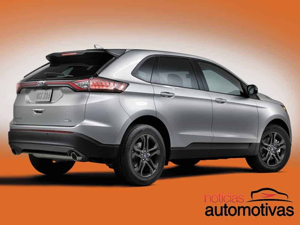 Ford Edge: o SUV do Fusion que oferece muito conforto e potência
