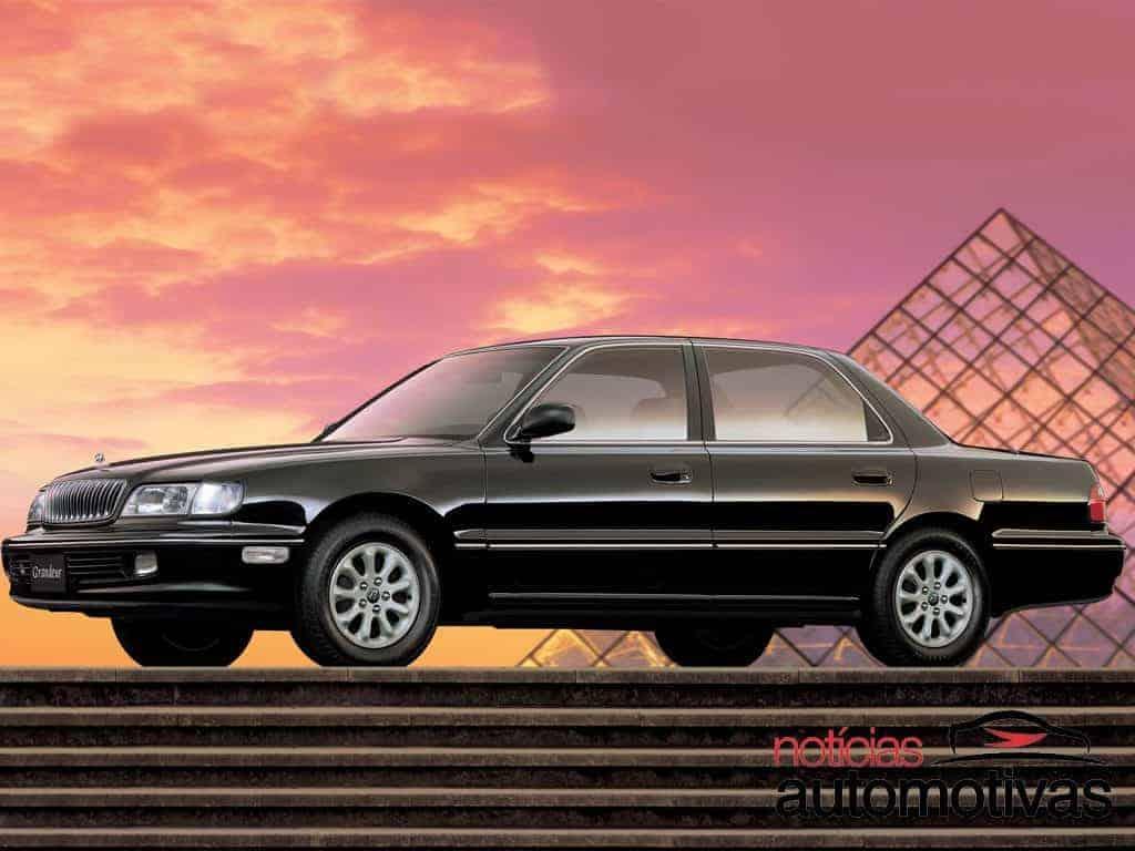 Hyundai Azera: história, detalhes, versões, equipamentos (e motor)
