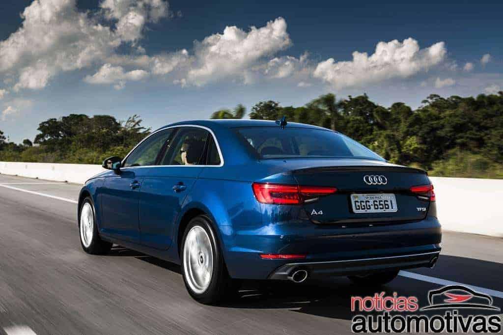 Novo Audi A4 chega ao Brasil com 190 e 252 cv a partir de R$159.990