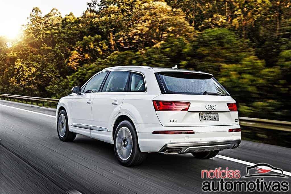 Audi Q7 2019: versões, preço, consumo, motor (detalhes e fotos)