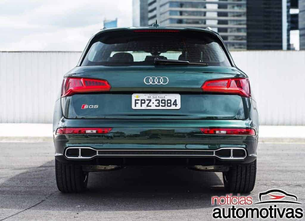 Por R$ 398 mil, Audi SQ5 2018 oferece apelo esportivo com motor V6