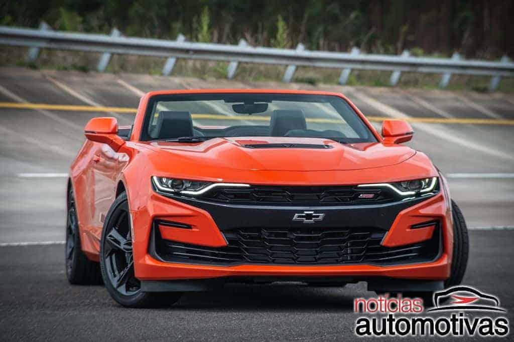 Camaro 2019: fotos, detalhes, motor, preço (e desempenho)