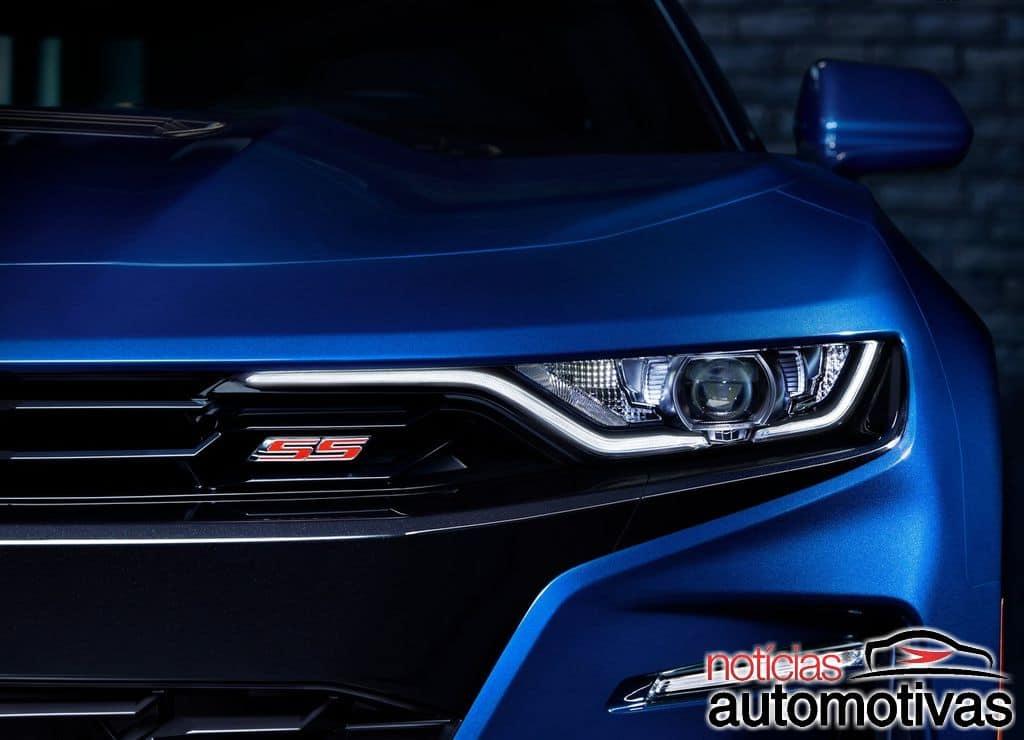 Chevrolet Camaro 2019: Visual e performance melhorados, confira teste