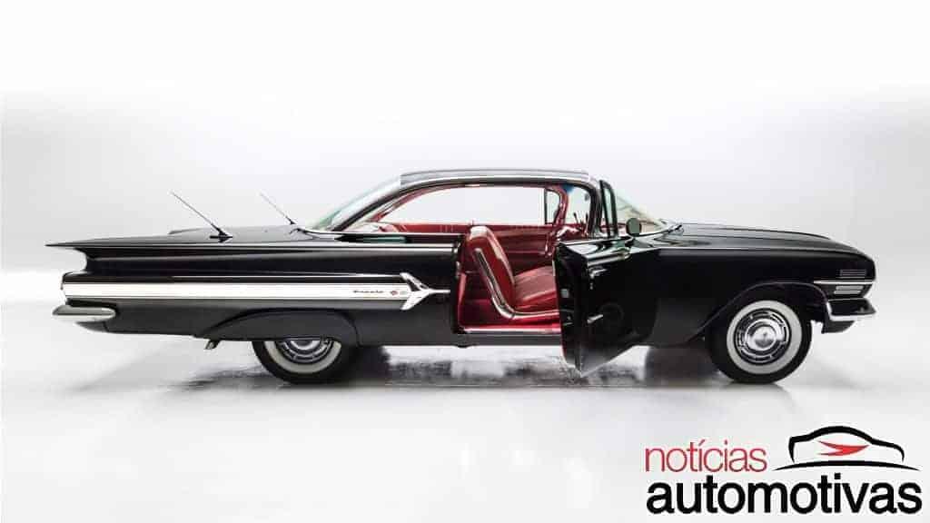 Chevrolet Impala: detalhes, história, gerações (e motores)