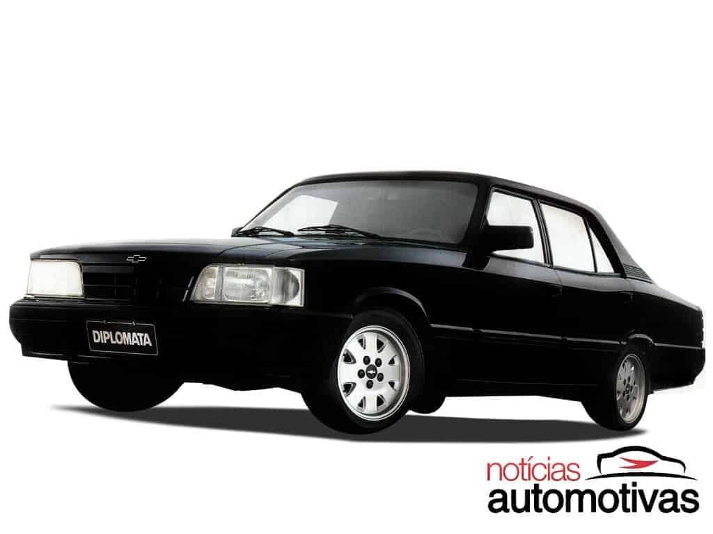 Opala Comodoro 1975-1992: versões, modelos (e detalhes)