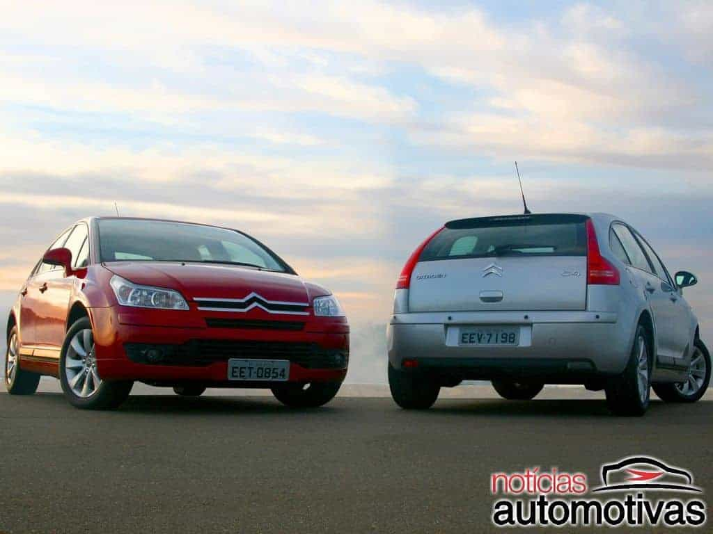 Citroen C4 hatch - Defeitos e problemas