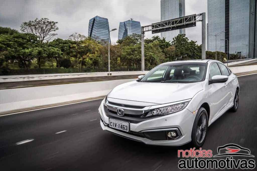 Honda Civic 2019: versões, preços, equipamentos, desempenho, etc