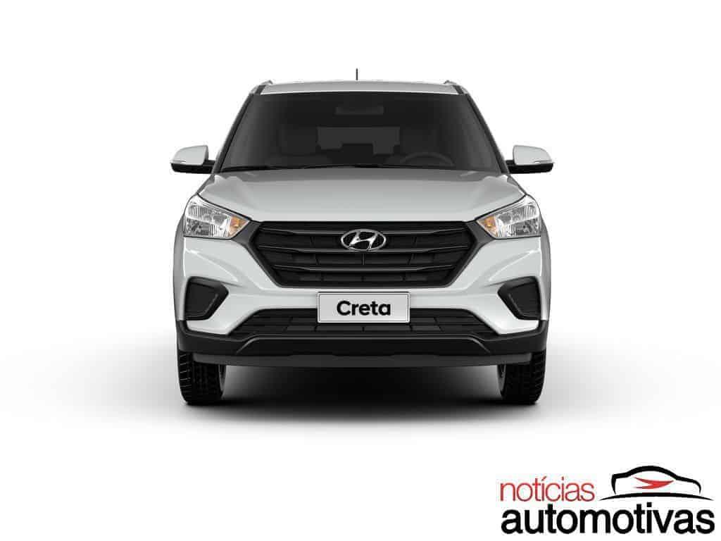 Hyundai Creta ganha versão de entrada Action 1.6 por R$ 79.990