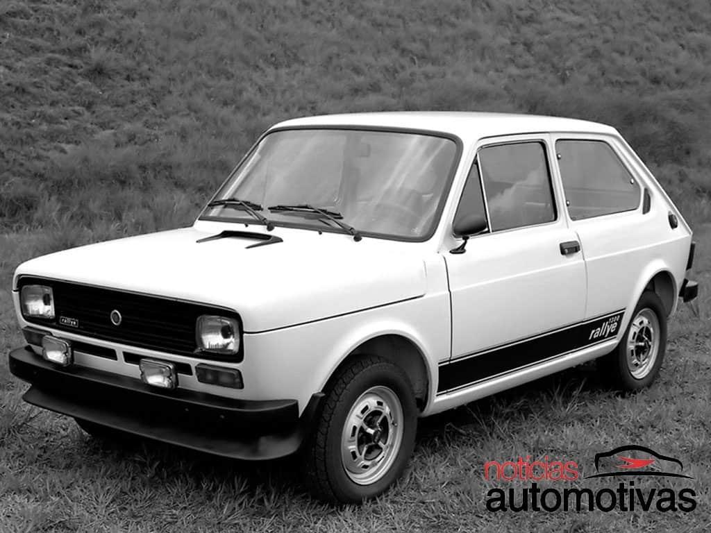 Fiat 147: história, detalhes, versões, motores (e equipamentos)