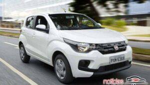 Fiat Mobi Like: consumo, motor, preço, equipamento, concorrentes