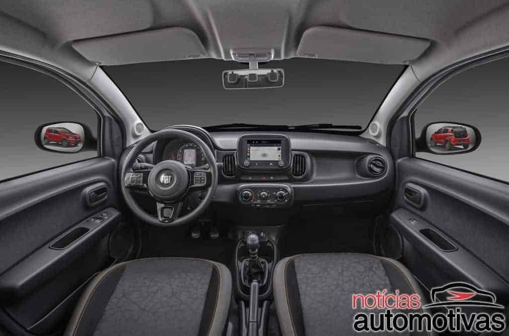 Fiat Mobi 2021: preço, consumo, motor, versões (e detalhes)