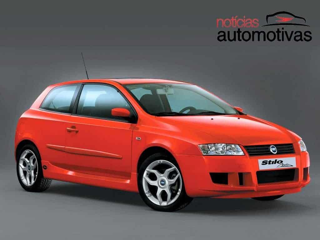 Fiat Stilo: anos, versões, motores, modelos (e equipamentos)
