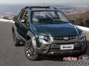 Pack Cross Road atualiza visual da picape Fiat Strada 2019