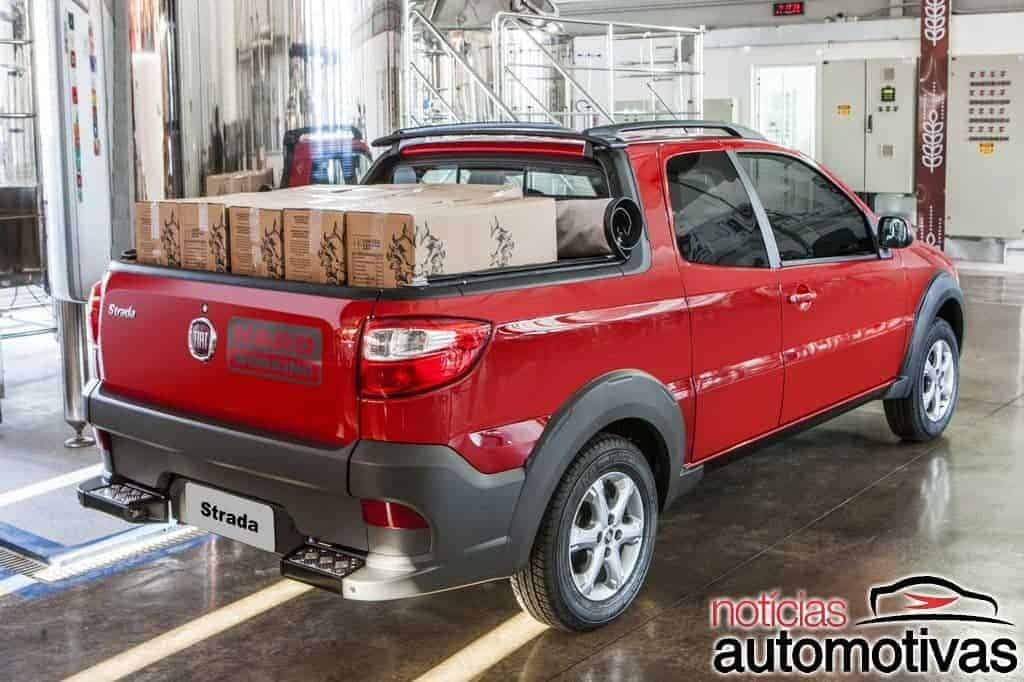 Fiat Strada 2019: preço, consumo, versões, motores (e detalhes)