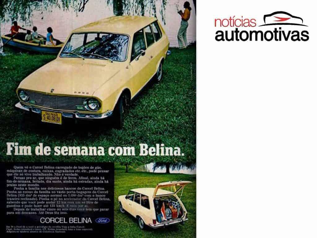 Ford Belina I (e Belina II): história, versões, motores, etc.