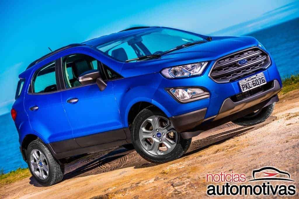 Top 10: SUVs de entrada do Brasil