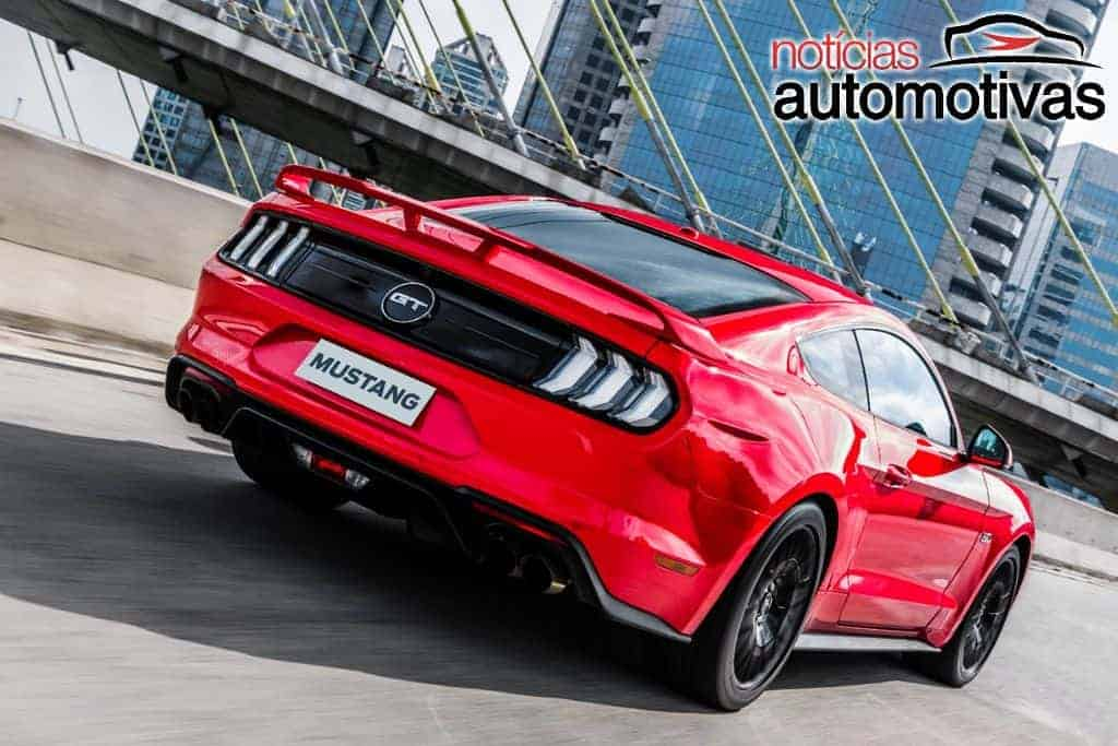Ford Mustang 2019: preço, motor, consumo (e todos os detalhes)
