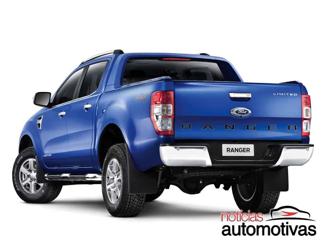Ranger 2013: versões, equipamentos, consumo, motor e detalhes