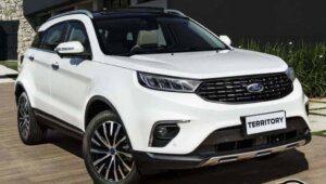 Ford Territory 2022: versões, consumo, equipamentos, preço
