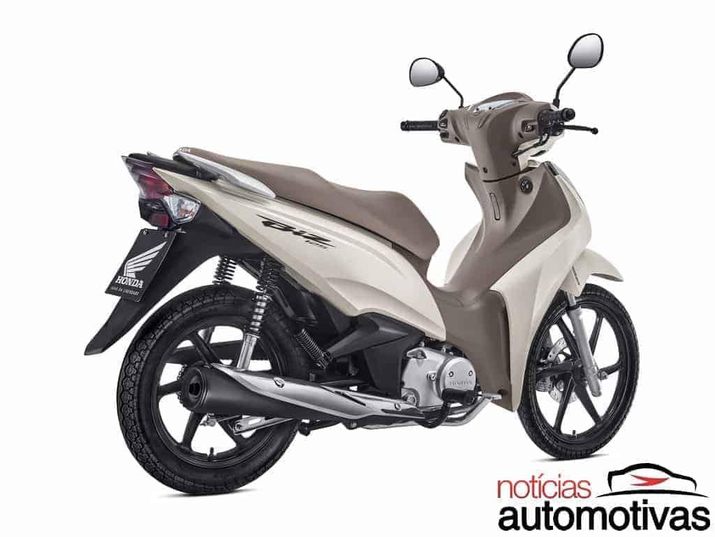Honda Biz 2018 traz freios CBS por R$ 7.590