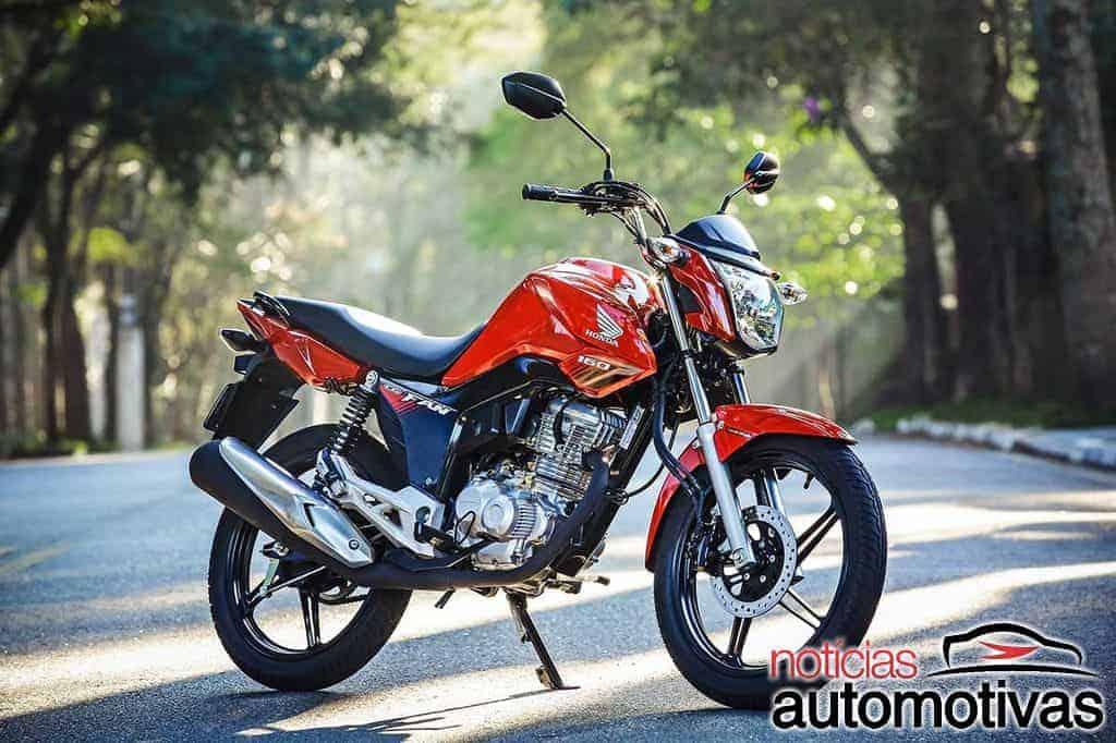 Honda CG 160: detalhes, modelos, motor, consumo (e preços)