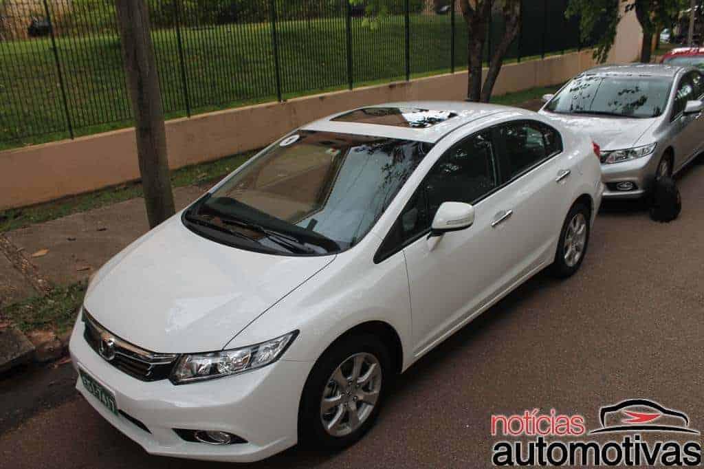 Honda Civic 2014 1.8 e 2.0 FlexOne: Impressões ao dirigir (53 fotos)