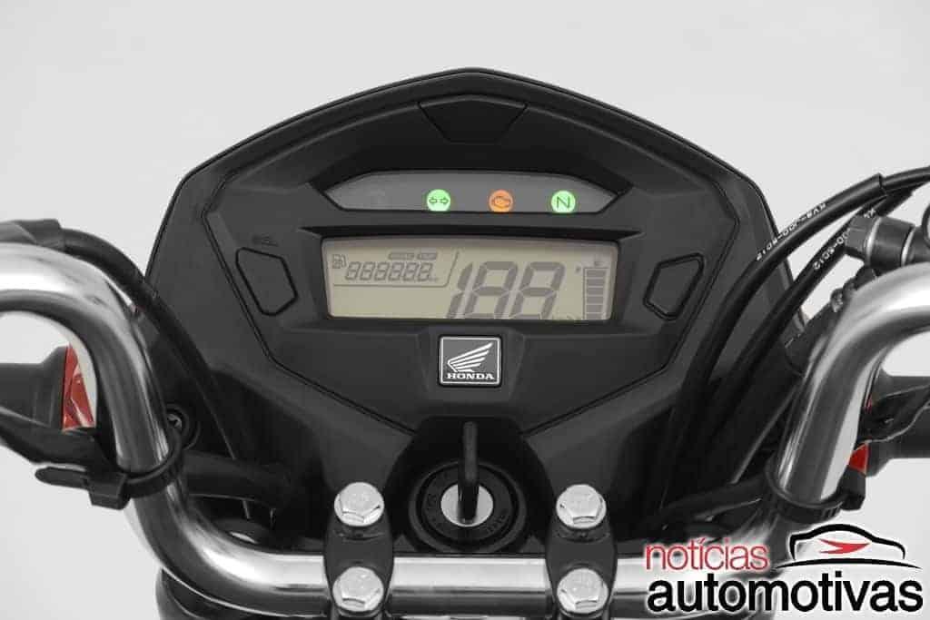 Honda: nova linha CG 160 tem preço inicial de R$ 7.990