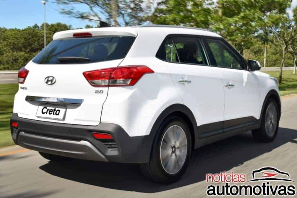 Hyundai Creta para PcD perde equipamentos para 2018